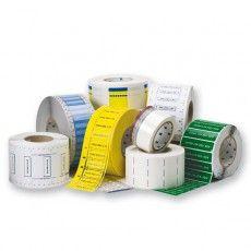 Материалы в рулонах THT для стационарных принтеров.
