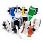 Большой выбор специальных материалов для промышленного применения печатаются на принтере BBP33.