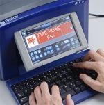 Принтер BBP31 работает как в автономном режиме, так и с подключением к ПК.