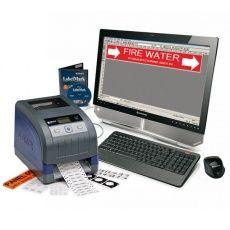 С помощью программного обеспечения CodeSoft, LabelMark, Markware установленного на ПК, BBP33 позволяет печатать любою информацию.
