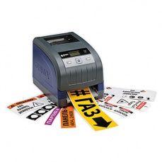 BBP33 промышленный интеллектуальный термотрансферный принтер для печати знаков безопсности.