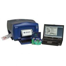 Принтер BBP85 позволяет работать от ПК, так и в автономном режиме (без подключения к ПК) печатать любою информацию.