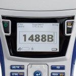 Высокоинформативный 3-х дюймовый дисплей принтера BMP41 для комфортной работы.