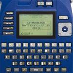 Высокоинформативный дисплей принтера BMP51 от Brady.