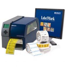 BP-PR-Plus работает при подключение к компьютору через поставляемую в комплекте программу CodeSoft или LabelMark.