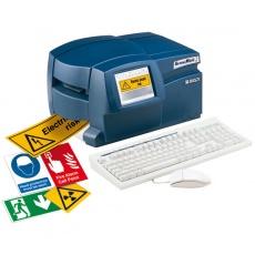 Принтер GlobalMark позволяет работать от ПК, так и в автономном режиме (без подключения к ПК) печатать любою информацию.
