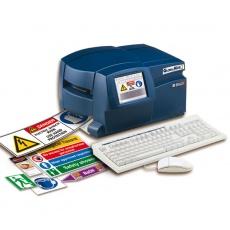 GlobalMark промышленный настольный термотрансферный принтер Brady.