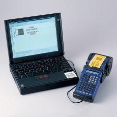 Принтер HandiMark имеет возможность работать как автономно, так и от компьютера.