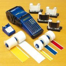 Печатайте различчные материалы на одном принтере HandiMark от Brady.