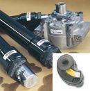 Промышленные этикетки из полиэстра с постоянным акриловым адгезивом B-483 для IDXPERT.