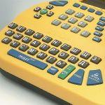 Полноразмерная русифицированная клавиатура принтера IDXPERT.