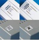 Гарантийная этикетка для идентификации продукции B-352 Brady в рулонах THT.
