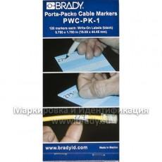 Промышленные самоламинирующиеся(самолам) наклейки из матового винила Brady B-292