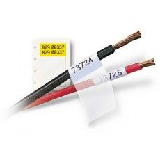 Маркрер самоламинирущийся самолам для маркировки провода.
