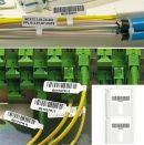 Маркеры флажки из полиропилена с акриловым адгезивом B-425 для TLS2200 и TLS PC Link.