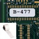 Полиимид с рассеивающим статику постоянным акриловым адгезивом B-477 для TLS2200 и TLS PC Link.