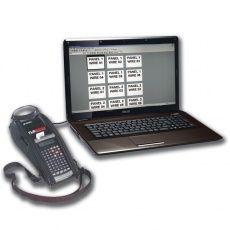 Принтер TLS2200 имеет возможность работать как автономно, так и от компьютера.
