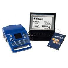 Принтер BMP71 работает как автономно, так и через компьютер.